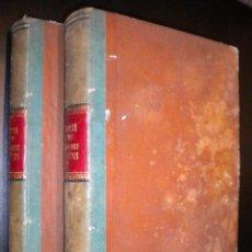 Libros antiguos: HISTORIA DE LAS SOCIEDADES SECRETAS / 1 Y 2 / 1879 / PEDRO ZACCONE. ESTEBAN FERNANDES FERNANDES. Lote 52960404