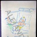 Libros antiguos: JAVIER TOMEO - ATENCION : POSEE DEDICATORIA Y DIBUJO DEL AUTOR - DIALOGO EN RE MAYOR. Lote 52966047