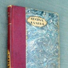 Libros antiguos: LA COCINA ESPAÑOLA ANTIGUA, CONDESA DE PARDO BAZAN, EL HOGAR Y LA MODA. Lote 52970588