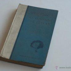 Libros antiguos: LA ESMERALDA DE CEYLÁN - EMILIO SALGARI 1929 (PRIMERA EDICIÓN). Lote 52978611