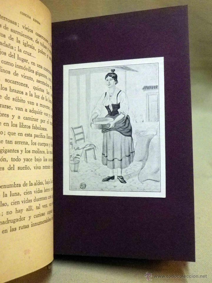 Libros antiguos: LIBRO, AL AMOR DE LAS ESTRELLAS, MUJERES DEL QUIJOTE, CONCHA ESPINA, RENACIMIENTO 1916, 1ª EDICION - Foto 7 - 53004786