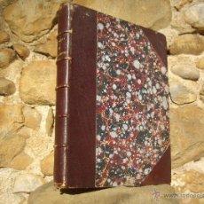 Libros antiguos: LOUIS VALLET: LE CHIC A CHEVAL. HISTORIA PINTORESCA DE LA EQUITACION, ED.FIRMIN-DIDOT 1891 PARIS. Lote 53010273