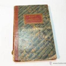 Libros antiguos: LIBRO ENCUADERNADO CON DIFERENTES OBRAS - BELGUES ILLUSTRES - LA BELGIQUE MONUMENTALE 1842. Lote 53040938