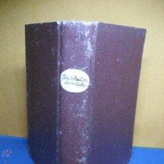 Livres anciens: VALSECCHI, PEDRO. EL MODERNO DESTILADOR LICORISTA, AGUARDIENTES... CERVEZAS, VINOS Y VINAGRES. 1914. Lote 53042421