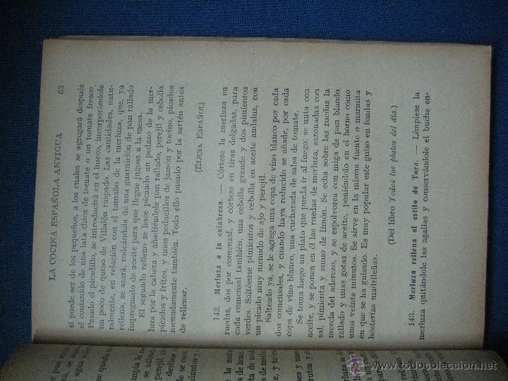 Libros antiguos: Pardo Bázan, condesa de. La cocina española antigua [2ª ed.] - Foto 2 - 53054659
