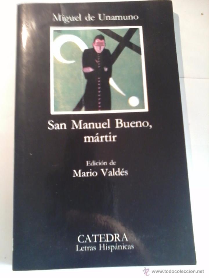 Resumen San Manuel Bueno Martir Pdf
