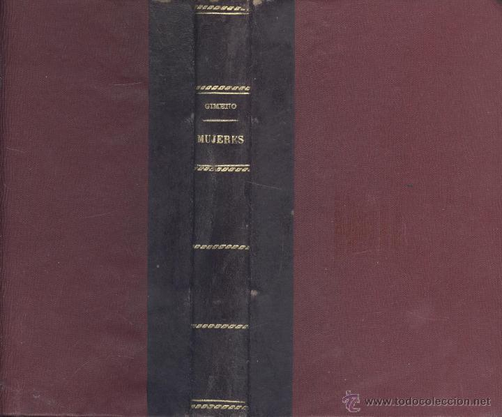 Libros antiguos: Concepción Gimeno de Flaquer. Mujeres. Vidas paralelas. Madrid, 1893. S5 - Foto 2 - 53106622