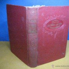Libros antiguos: WAPS, T. EL IDEAL DE LOS COCINEROS: EL ARTE DE GUISAR Y COMER BIEN... 9ª ED. 1931. Lote 53159142