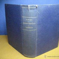 Libros antiguos: GARCÍA DEL REAL [JOSÉ]. COCINA ESPAÑOLA Y DIETÉTICA / PRÓLOGO DEL DR. MARAÑON. [1ª ED.] 1929. Lote 53159187