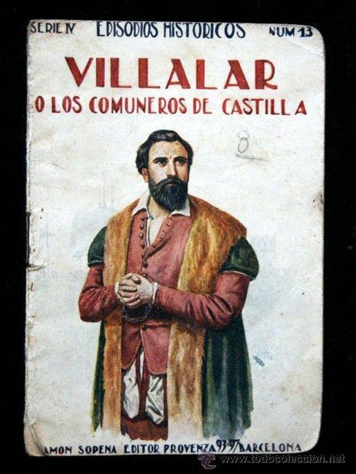 4 EPISODIOS HISTORICOS - SOPENA - SERIE IV - VILLALAR - GERONA - ARGEL - CAPAS Y SOMBREROS - ILUSTRA (Libros Antiguos, Raros y Curiosos - Literatura Infantil y Juvenil - Otros)