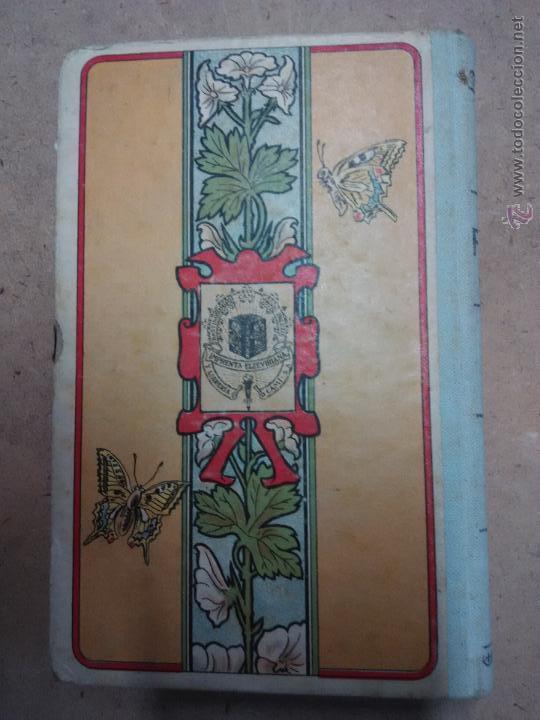 Libros antiguos: Flora. Paluzie .Pilar Pascual de Sanjuan. 1932 - Foto 2 - 53224191