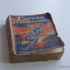 Libros antiguos: TARZÁN EL INDÓMITO - EDGAR RICE BURROUGHS 1927. Lote 53233496