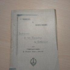 Libros antiguos: 5º REGIMIENTO DE ZAPADORES-MINADORES. Lote 53341463
