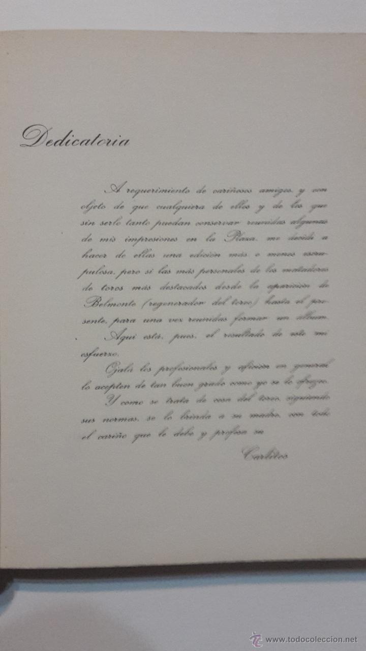 Libros antiguos: IMPRESIONES DEL NATURAL C. Ruano Llopis. - Foto 3 - 53358246