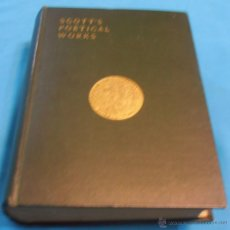 Libros antiguos: THE POETICAL WORKS OF SIR WALTER SCOTT. Lote 53359349