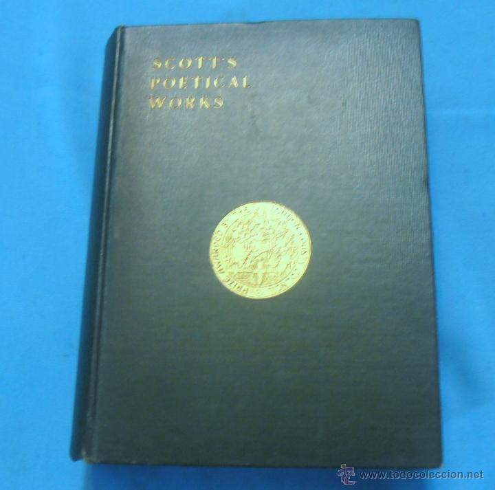 Libros antiguos: THE POETICAL WORKS OF SIR WALTER SCOTT - Foto 4 - 53359349