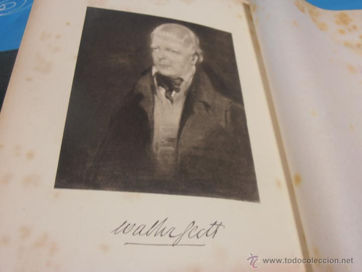 Libros antiguos: THE POETICAL WORKS OF SIR WALTER SCOTT - Foto 5 - 53359349