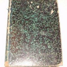 Libros antiguos: JOSÉ VERDES MONTENEGRO. CAMPOAMOR: ESTUDIO PRELIMINAR. RM72494. . Lote 53368949