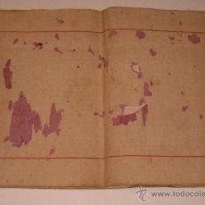 Libros antiguos: D. CRESCENCIO Mª MOLES. CURSO DE DIBUJO-LINEAL APLACADO A LAS LABORES. RM72499. . Lote 53369822