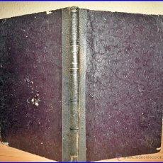 Libros antiguos: AÑO 1844. EL ARTE DE FUMAR. RARO LIBRO DEL SIGLO XIX. . Lote 53377560