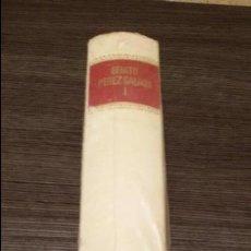 Libros antiguos: EPISODIOS NACIONALES DE BENITO PEREZ GALDOS #2031. Lote 51791905