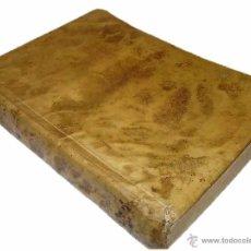 Libros antiguos: LIBRO TAPAS DE PERGAMINO.....AÑO...1.753....THEATRO CRITICO UNIVERSAL.. Lote 53383301