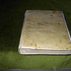 Libros antiguos: HISPANO-LATINUS-PERGAMINO-AÑO1826. Lote 53409854