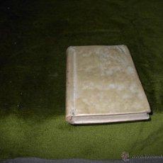 Libros antiguos: EL MAS INTIMO...-PERGAMINO-AÑO 1787. Lote 53409943
