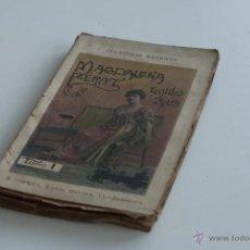 Libros antiguos: COLECCIÓN REGENTE Nº 12 - MAGDALENA FERAT TOMO I - EMILIO ZOLA 1900. Lote 53411867