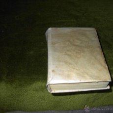 Libros antiguos: CATECISMO-PERGAMINO-AÑO 1851. Lote 53449102