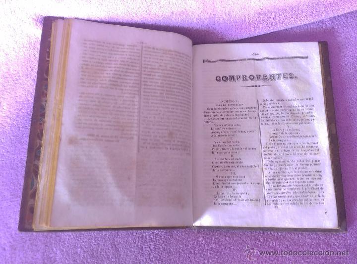 Libros antiguos: DIARIO RAZONADO, ACON. BARCELONA, 13 NOV AL 14 DIC 1842, ANTONIO VAN HALEN 1845 - Foto 3 - 53488639