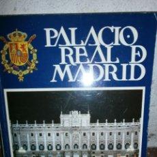 Libros antiguos: PALACIO REAL DE MADRID. Lote 53495594