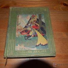 Libros antiguos: HISTORIAS DE TENNYSON. COLECCIÓN ARALUCE. 1927. Lote 53521286