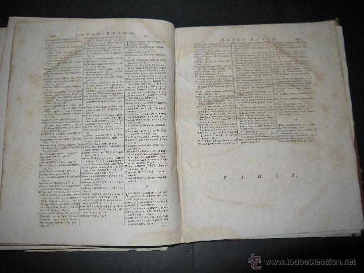Libros antiguos: SANCTI PATRIS JOANNIS CHRYSOSTOMI ARCHIEPISCOPI CONSTANTINOPOLITANI OPERA OMNIA, 1780. - Foto 13 - 53535948