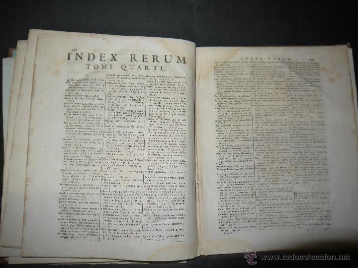 Libros antiguos: SANCTI PATRIS JOANNIS CHRYSOSTOMI ARCHIEPISCOPI CONSTANTINOPOLITANI OPERA OMNIA, 1780. - Foto 15 - 53535948