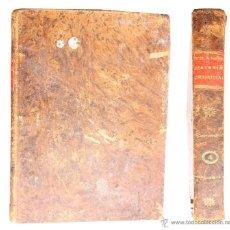 Libros antiguos: MATERIA CRIMINAL FORENSE ESCRITO POR EL DOCTOR DON SENEN VILANOVA Y MAÑES 1807. TOMO CUARTO. Lote 53576450