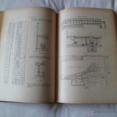 LIBRO: CHAIX: 'TRAITÉ DES PONTS' TOMO 2 (¿1890?)