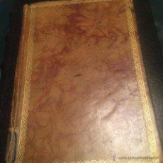 Libros antiguos: GUÍA DE FORASTEROS ISLA DE CUBA Y CALENDARIO MANUAL 1829 HABANA NO EN EL CATÁLOGO CCPBE PAPEL HILO. Lote 53592968