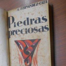 Libros antiguos: A. HERNANDEZ CATÁ PIEDRAS PRECIOSAS MUNDO LATINO MADRID 1927. Lote 53617641