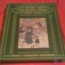 Libros antiguos: LES DOUZE FILLES DE LA REINE MAB [JÉRÔME DOUCET,ILUSTRATIONS HENRY MORIN, ILL.] 1909,RELIÉ 1930. Lote 53689056