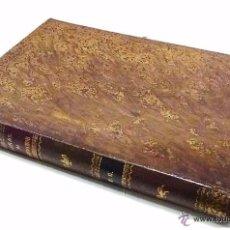 Libros antiguos: RAMON DE CAMPOAMOR, OBRAS COMPLETAS-ILUSTRACIONES MODERNISTAS DE J.LUIS PELLICER- AÑO 1.888. Lote 53703375