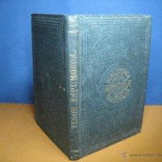 Libri antichi: JAUNAY, L. / MAUMENÉ. FABRICACIÓN DE VINOS ESPUMOSOS... [1ª ED.] 1888. Lote 52165881