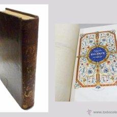 Libros antiguos: M.AB.DU-CLOT, JOSE PALAU- VINDICIAS DE LA SAGRADA BIBLIA CONTRA LOS TIROS DE LA INCREDULIDAD-1.845. Lote 53712081