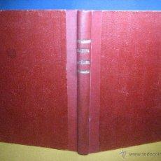 Libri antichi: CUNILL DE BOSCH. LA CUYNA CATALANA, APLECH DE FÒRMULES... 1ª ED. 1907. Lote 53715282