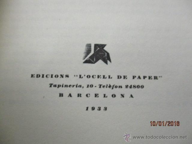 Libros antiguos: HISTORIA DE CATALUNYA-1988--TRIA DEPISODIS A. ROVIRA I VIRGILI - 1933 NUEVO - Foto 4 - 53715785