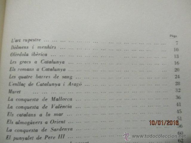Libros antiguos: HISTORIA DE CATALUNYA-1988--TRIA DEPISODIS A. ROVIRA I VIRGILI - 1933 NUEVO - Foto 7 - 53715785