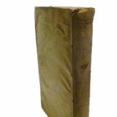 Libros antiguos: ESTII GUILIELMI (ESTIUS), ANNOTATIONES IN PRAECIPUA AC DIFFICILIORA SACRAE SCRIPTURAE LOCA-1.759. Lote 53763309