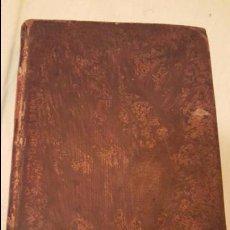 Libros antiguos: ARTE DE HABLAR BIEN FRANCES O GRAMATICA COMPLETA, DE CHANTREAU, PRIMERA MITAD DEL XIX. Lote 53789313