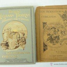 Libros antiguos: LOS HERMANOS COREANOS DESDE LEJANAS TIERRAS CUATRO GRABADOS J.SPILLMAN HERDER 1898. Lote 53792169