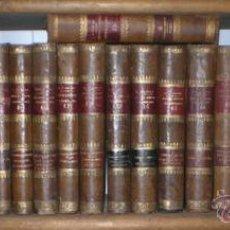 Libros antiguos: CADEAC, C. Y OTROS: ENCICLOPEDIA VETERINARIA. 26 VOLS. 1903-1905. Lote 49015613